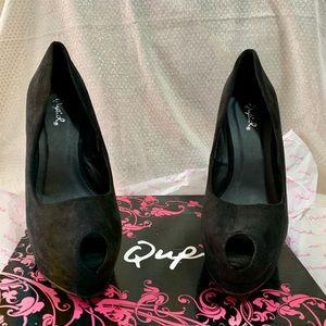 Brand New Cupid Peep Toe Heels Size 8